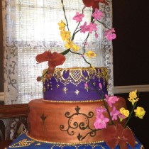 Fantasy-Indian-Wedding-Cake